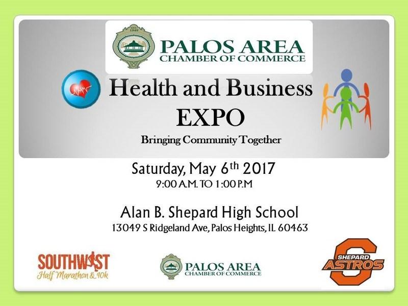 Health & Business Expo Saturday May 6th Thumbnail Image