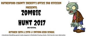 Zombie Hunt Graphic