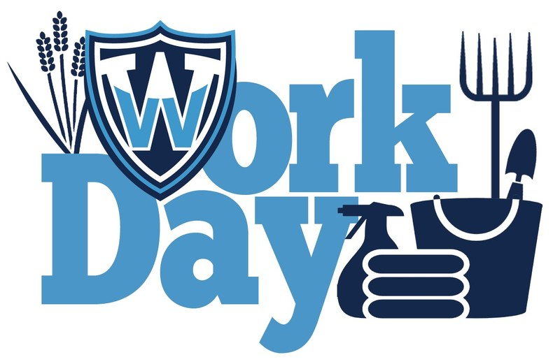 FAMILY WORK DAY - ALL CAMPUSES Thumbnail Image