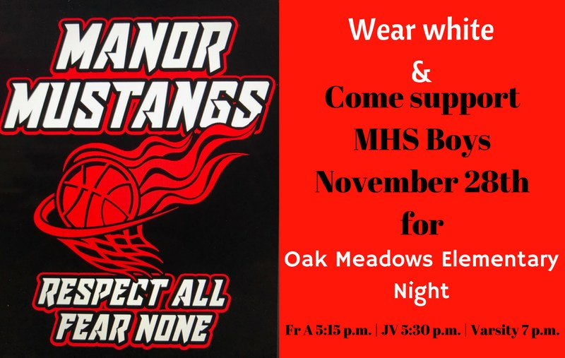 Oak Meadows Night @ MHS Thumbnail Image