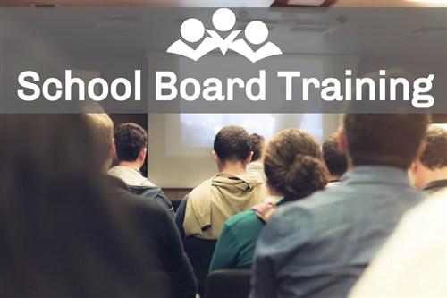 School Board Training