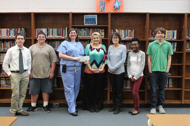The Howard Center Presents Sponsorship to FBLA Students Featured Photo