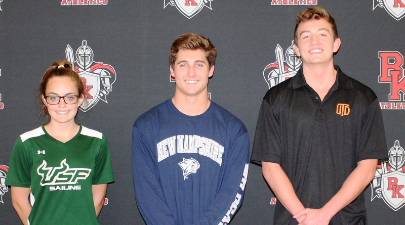 Student Athletes Sign Letters of Intent Thumbnail Image