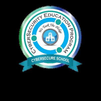 Cybersecure School Badge
