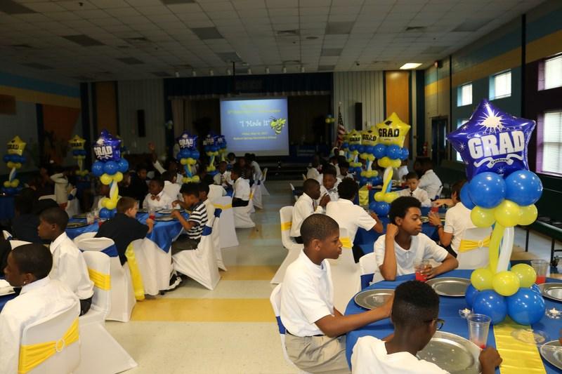 Radium Elementary Students Celebrate 'Senior Week' Thumbnail Image