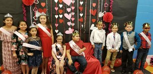 3rd Grade Sweethearts