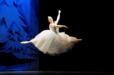 Kallie Huffman ballet dancing