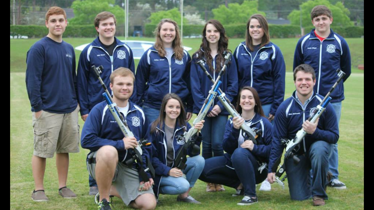Photo of Air Rifle Team