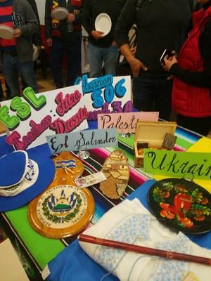 Multi Cultural Event Van Nuys Adult School