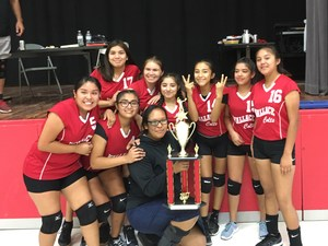 Congratulations A Team volleyball for taking home 1st place in the La Paz County Tournament! Featured Photo