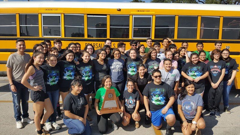 Band Receives Sweepstakes Thumbnail Image