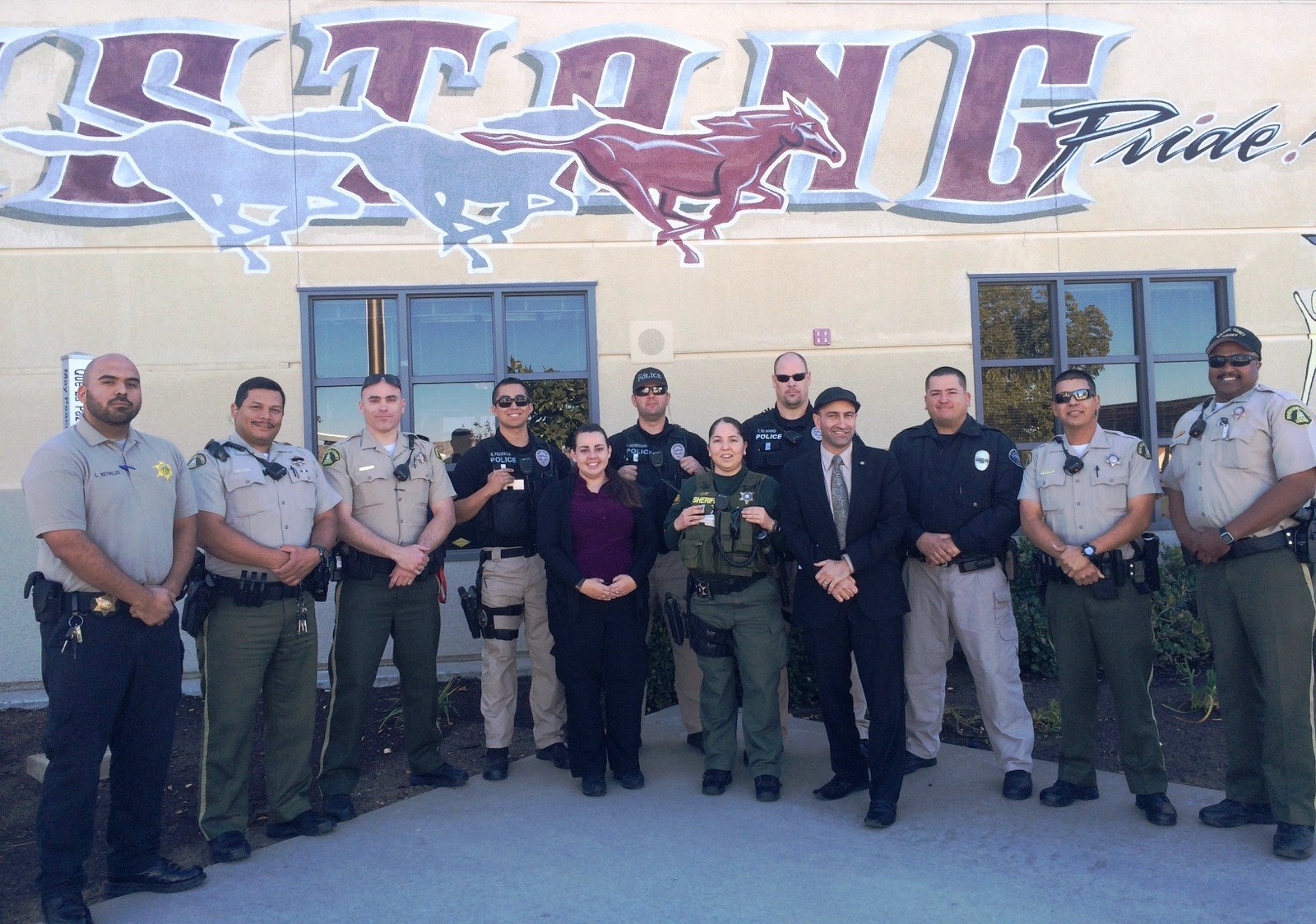 School Resource Officers for Hemet Unified