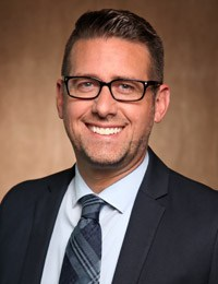 Michael Henderson, Executive Director