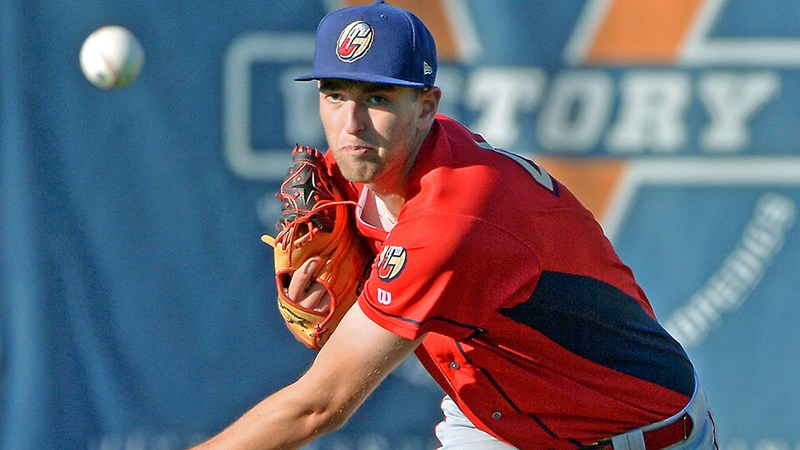Kyle Young '16's Successful Career with the Philadelphia Phillies Profiled by MiLB Featured Photo