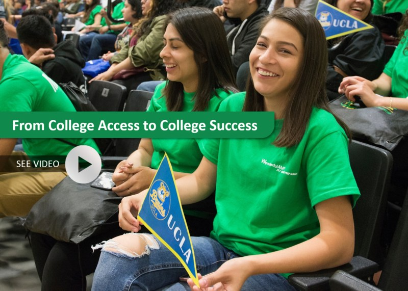 College Access to College Success Thumbnail Image