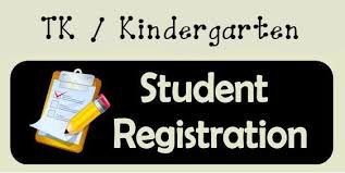 Now accepting TK  and Kinder enrollment Thumbnail Image
