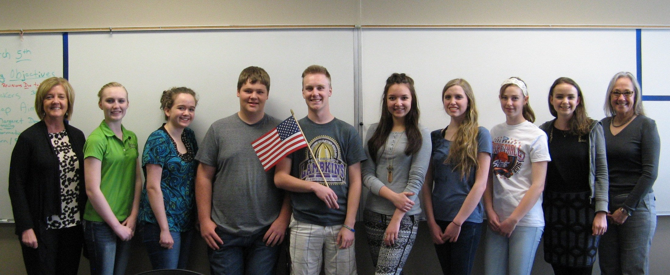 Student Council Founding Members