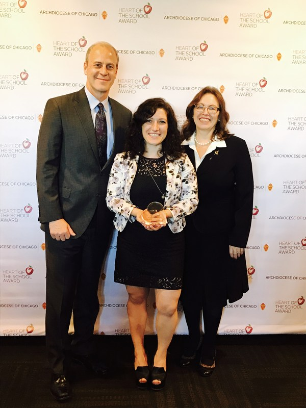 RLC Director honored by Archdiocese Featured Photo