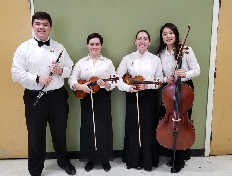 LC All-Catholic Orchestra Performers Featured Photo