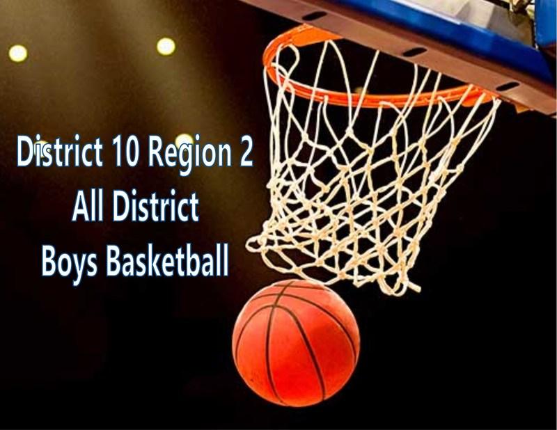 All District Selection- Boys Basketball Thumbnail Image