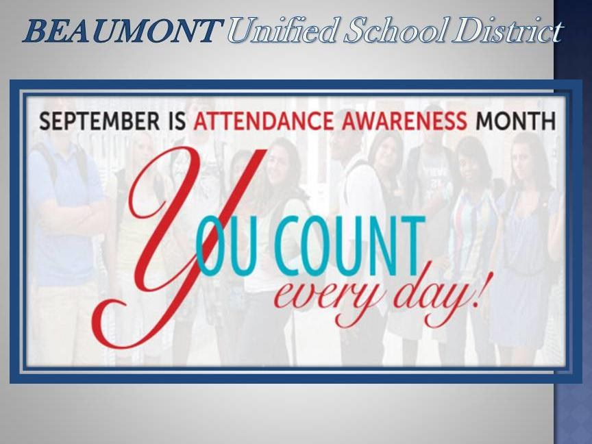 September attendance awareness