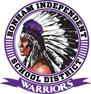 Bonham ISD Logo