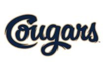 Cougars Word Logo