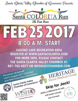 Santa Colorita 5K Fun Run