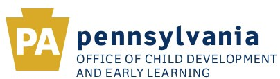 PA Office of Child Development and Early Learning Logo