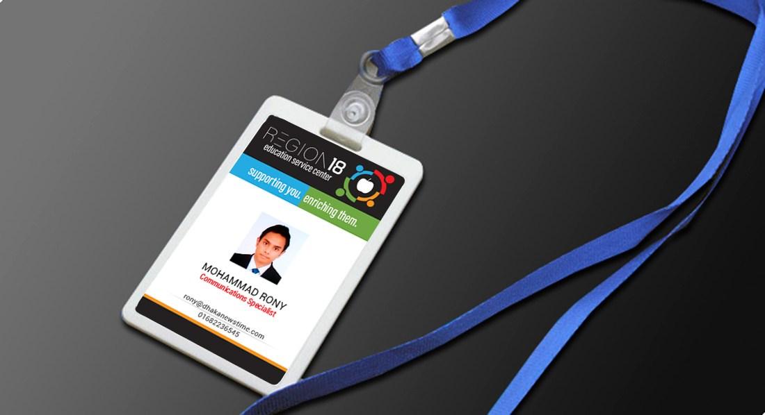 R18 ID Badge