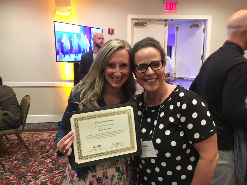 Flagstaff Academy Teachers Recognized at District Encore Awards! Thumbnail Image