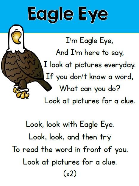 Eagle Eye Song