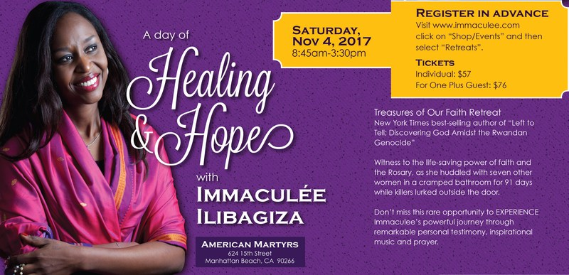 A Day of Healing & Hope Featured Photo