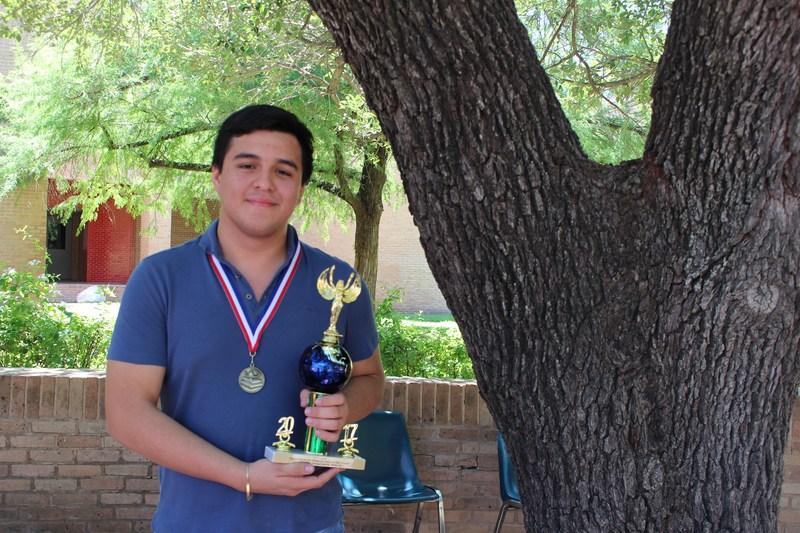 2nd Place Winner Torneo de Ortografía Thumbnail Image