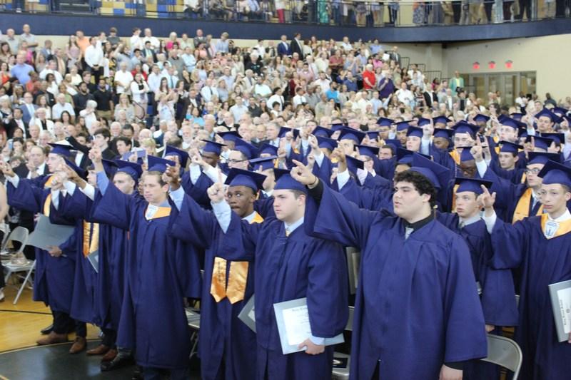 Holy Cross School Celebrates 169th Commencement Featured Photo