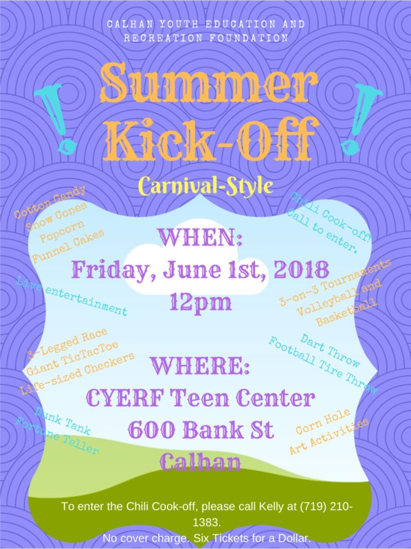 CYERF Teen Center Featured Photo