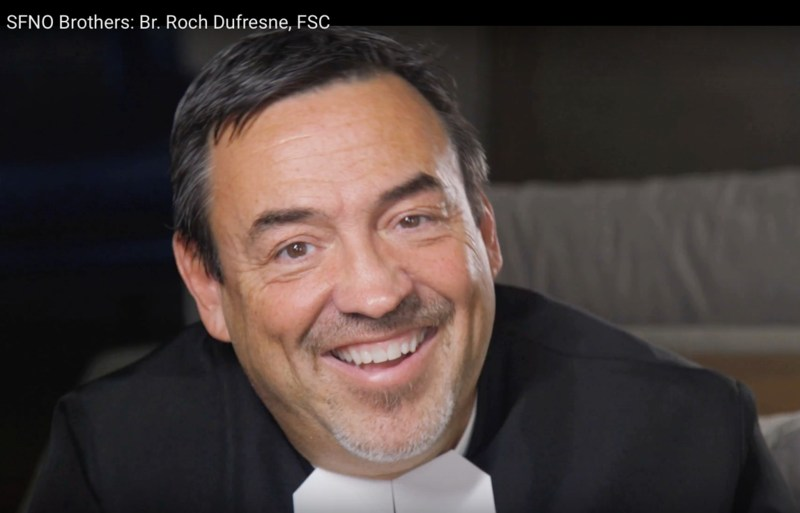 Br. Roch Featured on District of San Francisco New Orleans Video Thumbnail Image