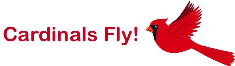 Cardinals Fly logo