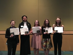 Medical Lake High School's Spokane Scholars Honorees