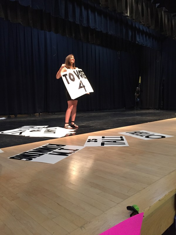 Student Council Elections took place on September 15, 2017 Thumbnail Image