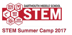 STEM Summer Camp for Dartmouth Middle School Incoming 6th graders! Thumbnail Image