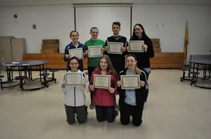 DTSD - 8th Grade Distinguished Honor Roll - 2nd MP.JPG