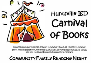 Carnival of Books event scheduled for March 9, 2017