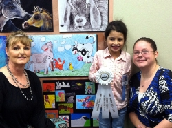 crockett_first_grader_places_fourth_in_stock_show_art_contest3_011014.jpg