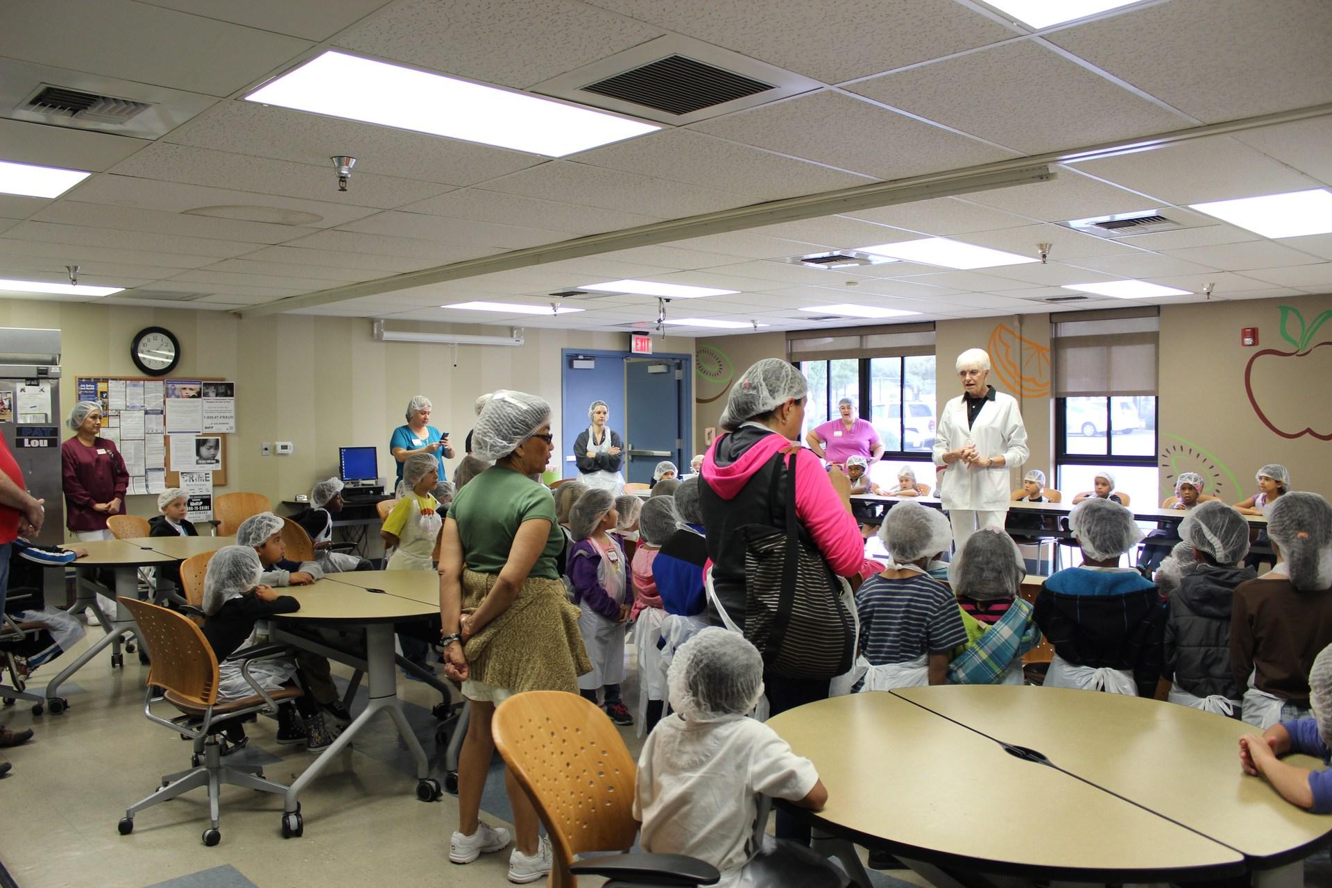 Nutrition Center Tours