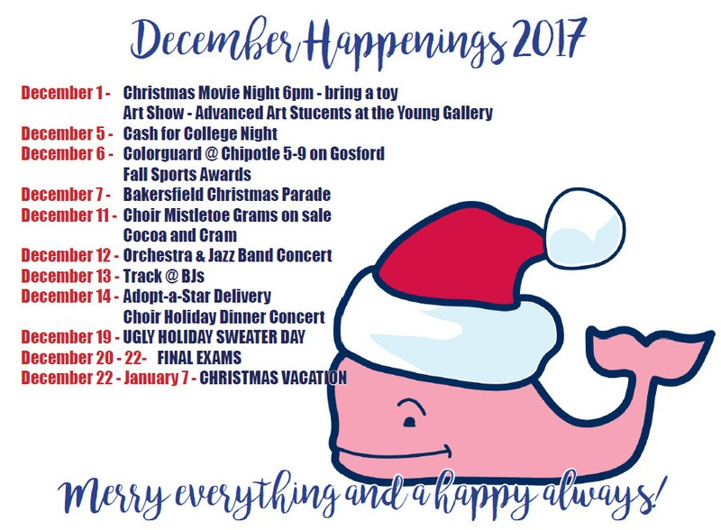 December Happenings Thumbnail Image