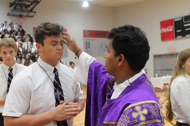 Ash Wednesday Mass Thumbnail Image