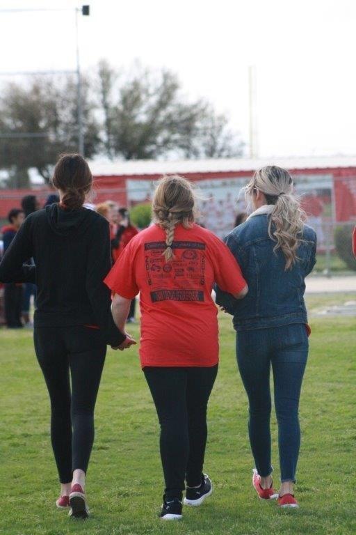 Centennial High School Track Meet