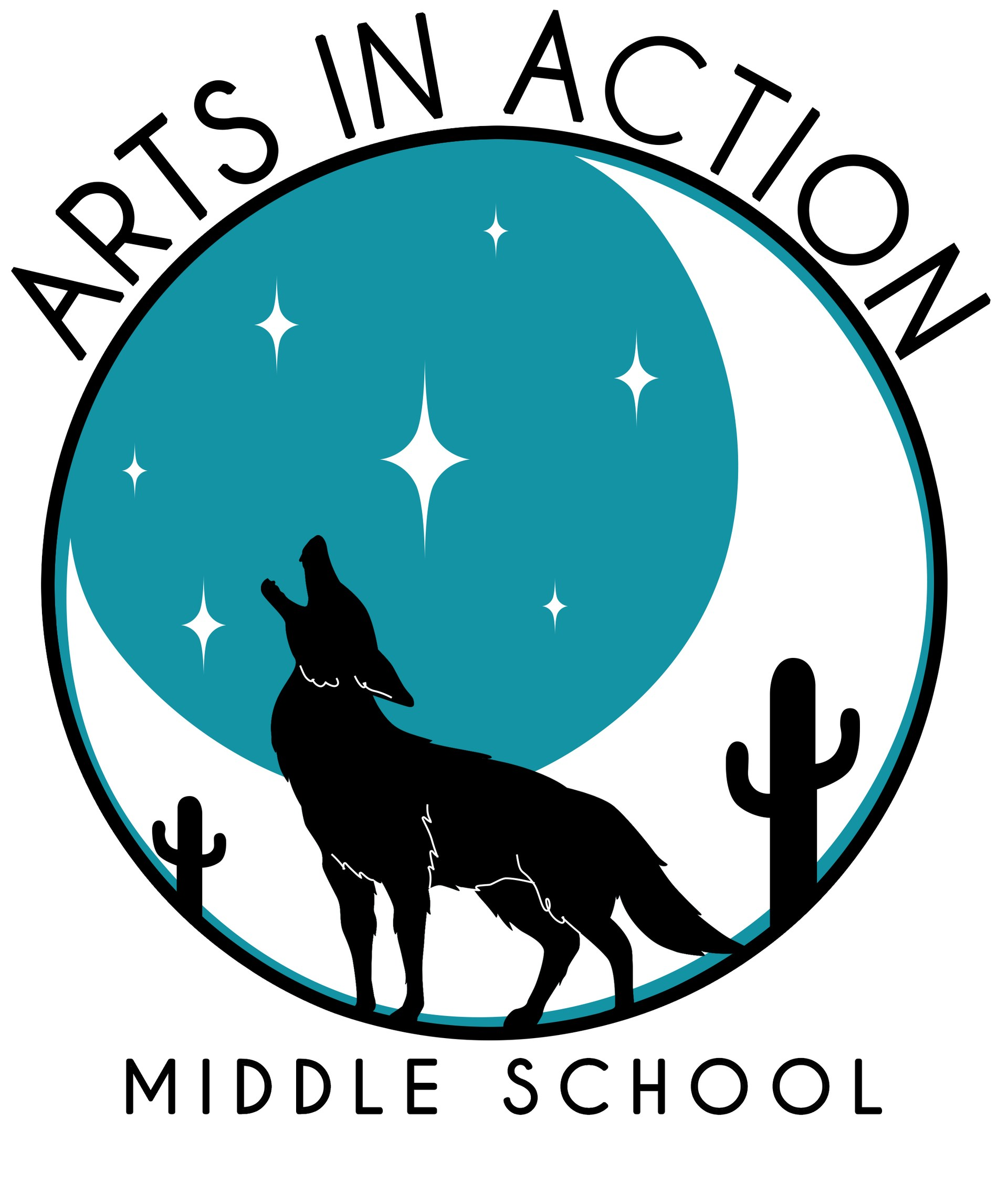 AIA Middle School Logo