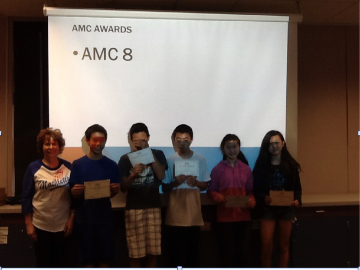Amc 8 math competition sample questions